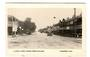 Modern reproduction of Real Photograph of Campbell Street looking north Swan Hill Victoria. - 43621 - Postcard