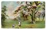 Art card. Little Baddow near Chelmsford. Getting tired. - 43759 - Postcard