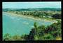 Modern Coloured Postcard by Gladys Goodall of Orewa Beach Hibiscus Coast. - 444440 - Postcard