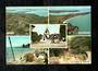 Modern Coloured Postcard by Gladys Goodall. Montage of Howick. - 444513 - Postcard
