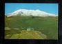 Modern Coloured Postcard by Gladys Goodall of The Chateau Tongariro National Park. The earlier view. - 444547 - Postcard
