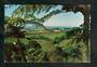 Modern Coloured Postcard by Gladys Goodall of Auckland from Waitakere Drive. - 444623 - Postcard