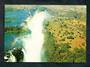 ZIMBABWE Modern Coloured Postcard of Victoria Falls. - 444679 - Postcard