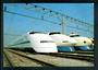 JAPAN Modern Coloured Postcard of the Bullet Train. - 444801 - Postcard