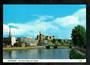 Modern Coloured Postcard of Inverness. The River Ness Castle Bridge. - 444948 - Postcard