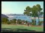 AUSTRALIA Modern Coloured Postcard of Perth Skyline including the Narrows Bridge. - 444951 - Postcard