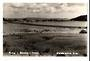 Real Photograph by T G Palmer & Son of River and Bridge Taipa. - 44768 - Postcard