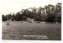 Real Photograph by T G Palmer & Son of Mansion House Bay Kawau Island. - 44791 - Postcard