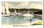 Tinted Postcard by Seaward of Boat Harbour Whangarei. - 44793 - Postcard