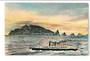 Painted Coloured postcard of Three Kings in 1896. - 44802 - Postcard