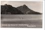 Real Photograph by T G Palmer & Son of Mt Mania from Marsden Point. - 44803 - Postcard