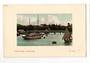 Coloured Real Photograph of River Scene Whangarei. - 44805 - Postcard