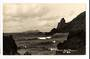 Real Photograph by G E Woolley of Bream Head Whangarei. - 44810 -