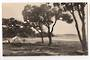 Real Photograph by G E Woolley of Pullman's Bay Matapouri. - 44814 -