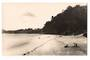Real Photograph by G E Woolley of Opononi. - 44816 -