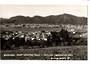 Real Photograph by T G Palmer & Son of Whangarei from the Western Hills showing Kensington Park. - 44828 - Postcard