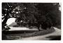 Real Photograph by G E Woolley. Manaia Gardens Whangarei Heads. - 44844 - Postcard