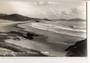 Real Photograph by Woolley of Ocean Beach Whangarei. - 44845 -