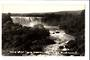 Real Photograph by T G Palmer & Son of Wairoa Falls. - 44851 -