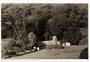Real Photograph by Woolley of the Entrance to Mair Park Whangarei. - 44857 -