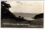Real Photograph by T G Palmer & Son of Poor Knights and Pinnacle Rocks from Tutukaka. - 44864 - Postcard