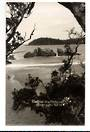 Real Photograph by G E Woolley of Woolley's Bay Matapouri. - 44892 -