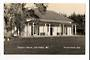 Real Photograph by T G Palmer & Son of the Treaty House Waitangi. - 44901 -