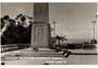 Real Photograph by T G Palmer & Son of Whangarei War Memorial on Parahaki. - 44912 -