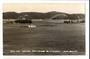 Real Photograph by T G Palmer & Son of the View from Waitangi Golf Course. - 44920 -