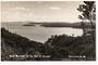 Real Photograph by T G Palmer & Son of Bay of Islands. - 44921 -