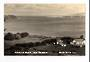 Real Photograph by T G Palmer & Son of Hokianga Heads from Omapere. - 44925 -