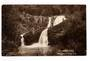 Real Photograph by Radcliffe of Raumanga Falls Whangarei. - 44933 - Postcard