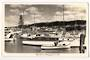 Real Photograph by A B Hurst & Son of Boat Harbour Whangarei. - 44968 - Postcard