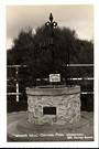 Real Photograph by T G Palmer & Son of Wishing Well Central Park Whangarei. - 44983 - Postcard