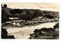 Real Photograph by T G Palmer & Son of Day Parking Waipu Cove. - 44993 - Postcard