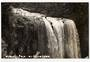 Real Photograph by T G Palmer & Son of Whangarei Falls. - 44994 - Postcard