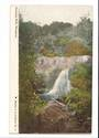 Coloured postcard of Raumanga Falls Whangarei. - 45000 - Postcard