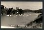 Real Photograph by T G Palmer & Son of Schoolhouse Bay Kawau Island. - 45015 - Postcard