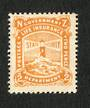 NEW ZEALAND 1913 Life Insurance  2d Orange-Yellow. Perf 14. - 4503 - UHM