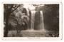 Real Photograph by A B Hurst & Son of Whangarei Falls. - 45036 - Postcard