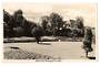 Real Photograph by A B Hurst & Son of Central Park Whangarei. - 45048 - Postcard