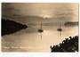 Real Photograph of Waiheke Channel at Dawn. - 45104 - Postcard