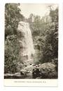 Postcard of Waitakerei Falls 1908. - 45111 - Postcard