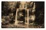 Real Photograph published by Tanner of Kaipara Falls near Auckland. Minor damage. - 45138 - Postcard