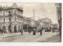 Postcard of Queen Street Auckland. Trams prominent. - 45233 - Postcard