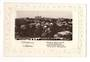 Real Photograph of View of the Hospital from Symonds Street. Christmas Greetings Card. - 45253 - Postcard