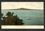 Coloured Postcard by Muir & Moodie of Rangitoto Auckland. - 45258 - Postcard