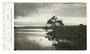 Early Undivided Postcard of Auckland Harbour by Moonlight. Judges Bay. - 45483 - Postcard