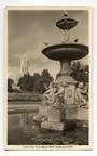 Real Photograph by A B Hurst & Son of Auckland University from Albert Park. - 45513 - Postcard