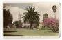Tinted Postcard by  A B Hurst & Son of  Auckland University from Albert Park. (#45514). - 45515 - Postcard